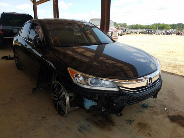 Honda Accord EX salvage cars for sale: 2016 Honda Accord EX