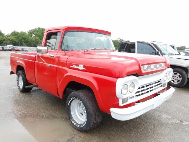1960 FORD  F-SER OTHR