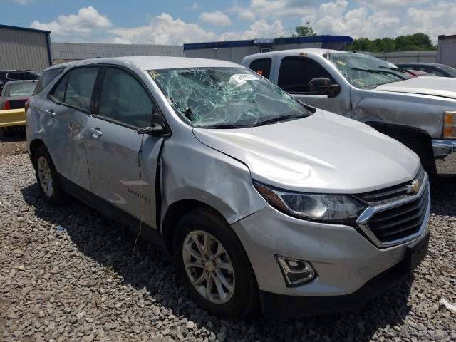 Chevrolet Equinox LS salvage cars for sale: 2018 Chevrolet Equinox LS