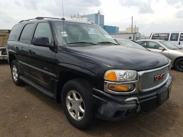 GMC Yukon Dena salvage cars for sale: 2004 GMC Yukon Dena