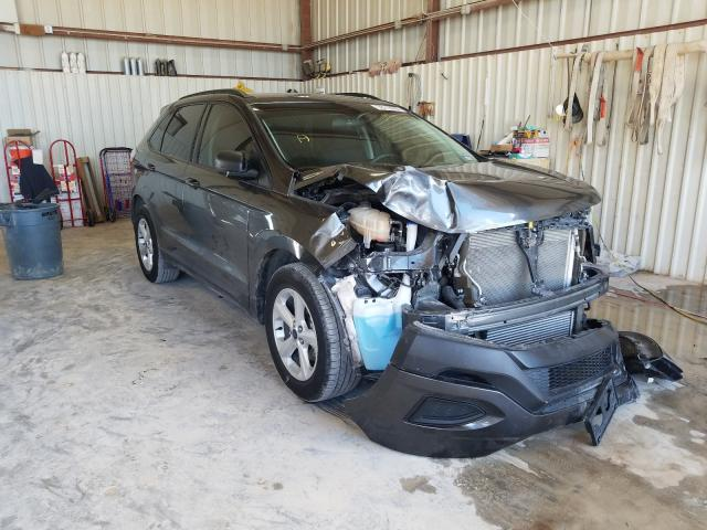 Ford Edge SE salvage cars for sale: 2016 Ford Edge SE