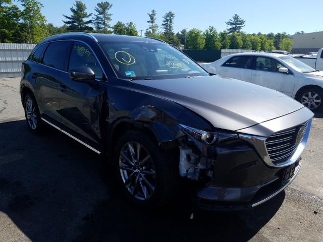 Mazda CX-9 Grand Touring salvage cars for sale: 2017 Mazda CX-9 Grand Touring
