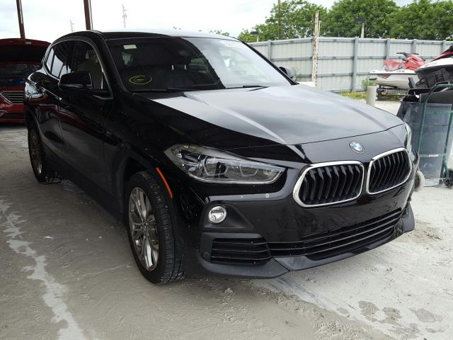 BMW X2 SDRIVE2 salvage cars for sale: 2018 BMW X2 SDRIVE2
