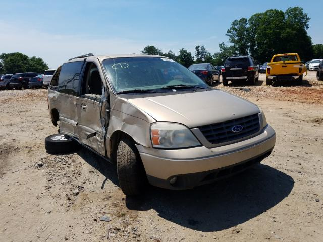 Ford Freestar S salvage cars for sale: 2007 Ford Freestar S