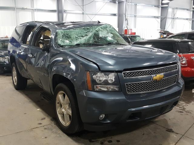 Chevrolet Suburban salvage cars for sale: 2008 Chevrolet Suburban