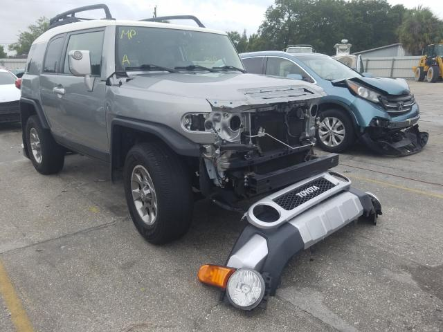 Toyota FJ Cruiser salvage cars for sale: 2012 Toyota FJ Cruiser