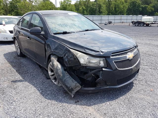 Salvage cars for sale from Copart York Haven, PA: 2012 Chevrolet Cruze LTZ