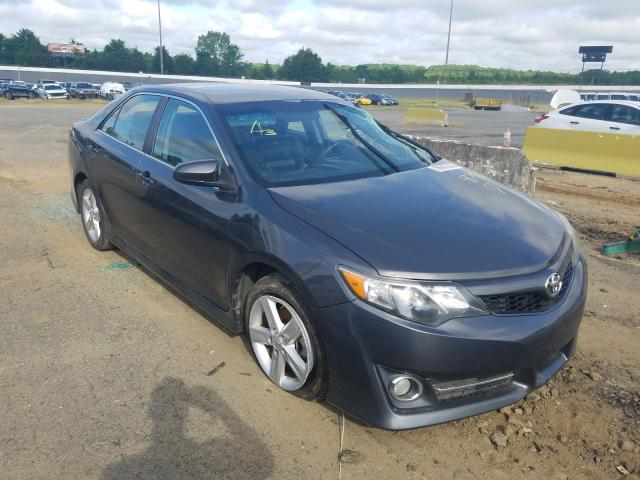 Salvage cars for sale from Copart Concord, NC: 2013 Toyota Camry L
