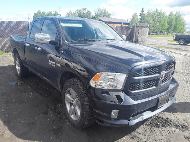 Dodge salvage cars for sale: 2015 Dodge RAM 1500 ST
