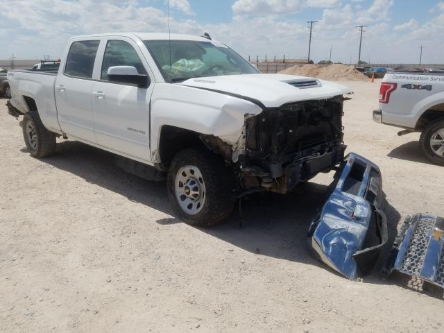 Salvage cars for sale from Copart Andrews, TX: 2019 Chevrolet Silverado
