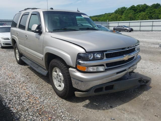 Chevrolet salvage cars for sale: 2004 Chevrolet Tahoe C150