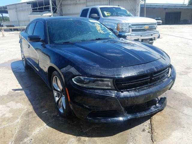 Salvage cars for sale from Copart Corpus Christi, TX: 2015 Dodge Charger R