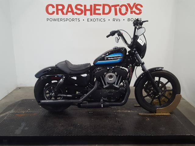 Harley-Davidson XL1200 NS salvage cars for sale: 2019 Harley-Davidson XL1200 NS