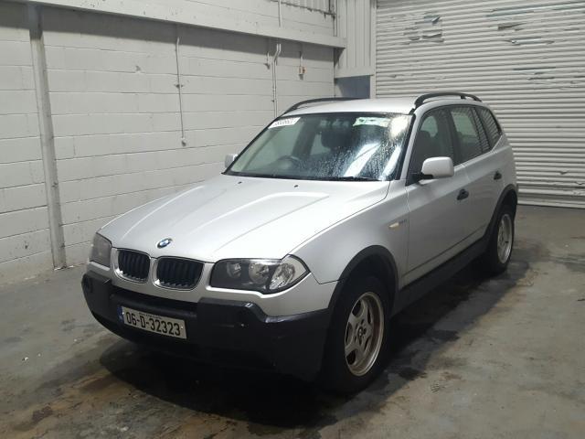 BMW X3 - 2006 rok