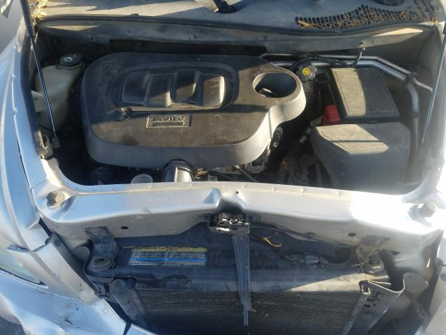 Salvage Certificate 2006 Chevrolet Hhr Sports V 2 4l For Sale In
