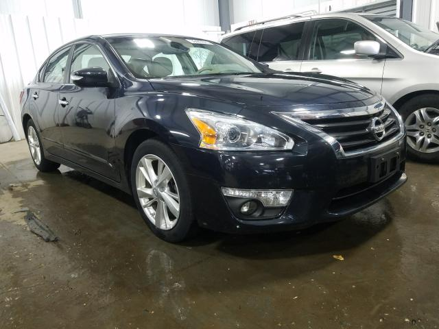 Nissan Altima SL salvage cars for sale: 2013 Nissan Altima SL