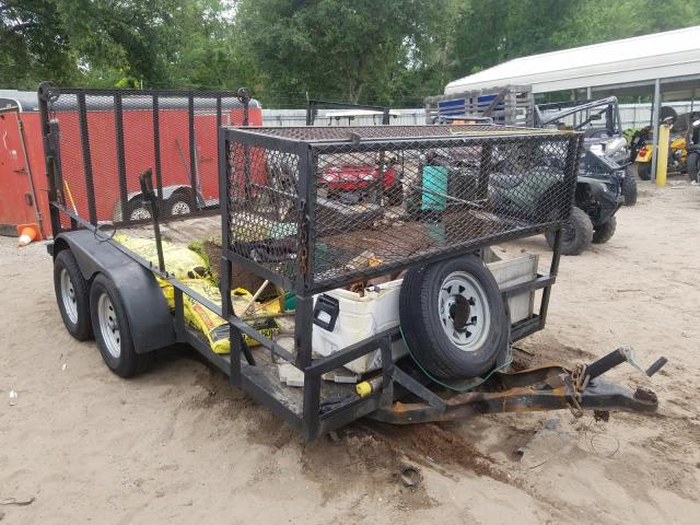 Other Trailer salvage cars for sale: 1995 Other Trailer