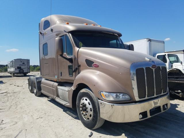 Peterbilt 387 salvage cars for sale: 2006 Peterbilt 387