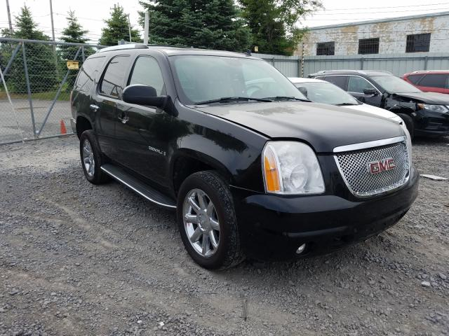 GMC Yukon Dena salvage cars for sale: 2007 GMC Yukon Dena