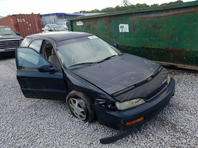 Honda Accord EX salvage cars for sale: 1995 Honda Accord EX