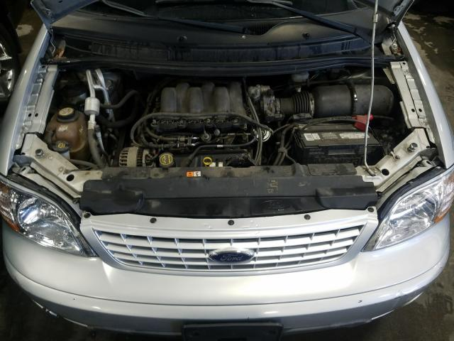 clean title 2002 ford windstar extended 3 8l for sale in ham lake mn 39517490 a better bid car auctions