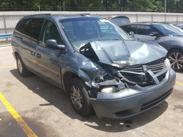 Dodge salvage cars for sale: 2005 Dodge Grand Caravan