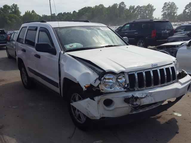 Salvage cars for sale from Copart Dunn, NC: 2006 Jeep Grand Cherokee