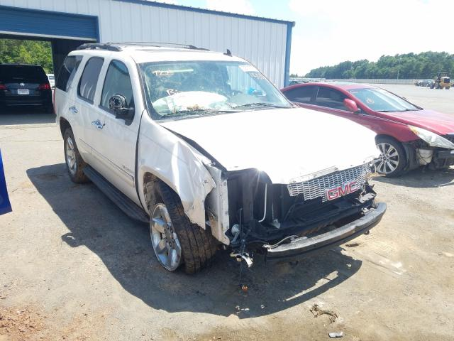 GMC Yukon SLT salvage cars for sale: 2013 GMC Yukon SLT