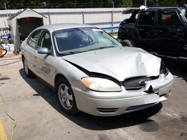 Salvage cars for sale from Copart Eight Mile, AL: 2004 Ford Taurus SES