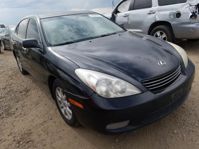 Lexus salvage cars for sale: 2003 Lexus ES 300
