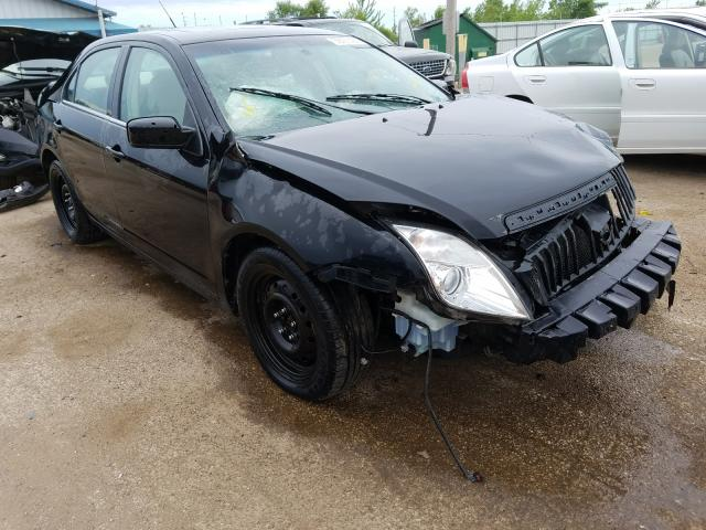 Mercury Milan salvage cars for sale: 2010 Mercury Milan