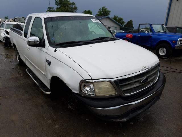 Salvage cars for sale from Copart Sikeston, MO: 2001 Ford F150