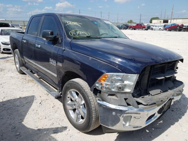 Salvage cars for sale from Copart Haslet, TX: 2014 Dodge RAM 1500 SLT