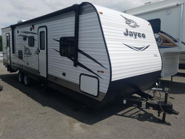 Jayco Jayflight salvage cars for sale: 2017 Jayco Jayflight