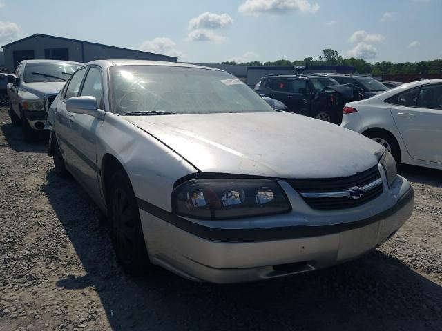 Chevrolet Impala salvage cars for sale: 2002 Chevrolet Impala