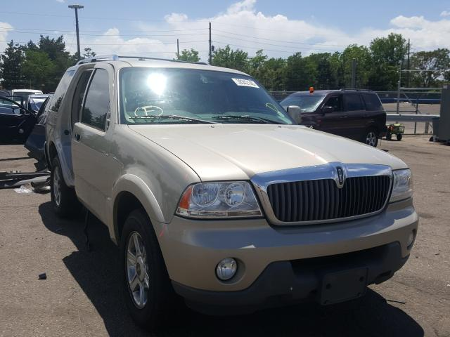 Lincoln salvage cars for sale: 2004 Lincoln Aviator