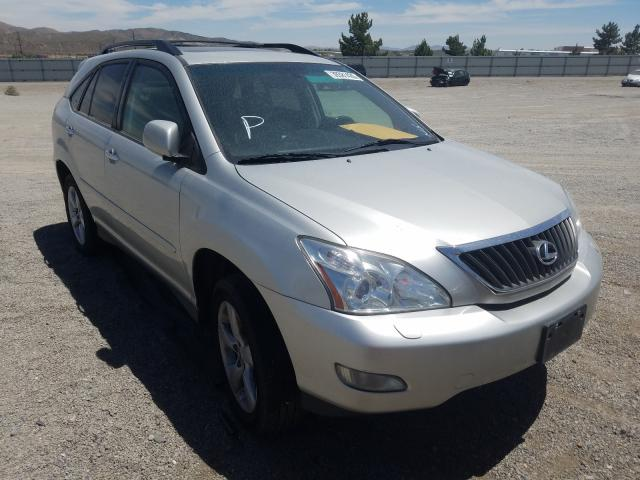 Salvage cars for sale from Copart Reno, NV: 2008 Lexus RX 350