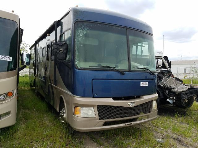 Workhorse Custom Chassis Motorhome salvage cars for sale: 2006 Workhorse Custom Chassis Motorhome