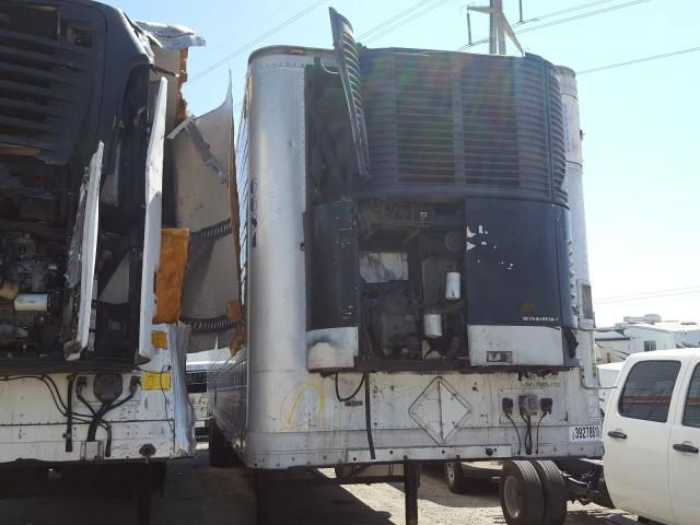 Wabash salvage cars for sale: 1999 Wabash Reefer
