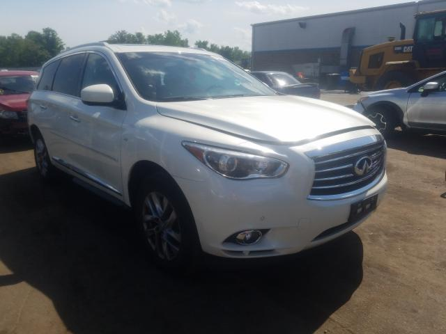 Infiniti QX60 salvage cars for sale: 2015 Infiniti QX60