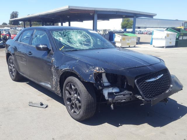 Salvage cars for sale from Copart Hayward, CA: 2019 Chrysler 300 S