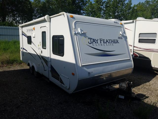 Jayco Jayfeather salvage cars for sale: 2012 Jayco Jayfeather