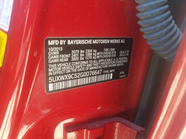 Купить Bmw X3 2016 г. из США с доставкой и растаможкой под ключ.