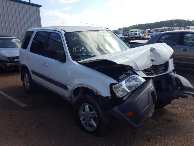 Salvage cars for sale from Copart Longview, TX: 2001 Honda CR-V EX