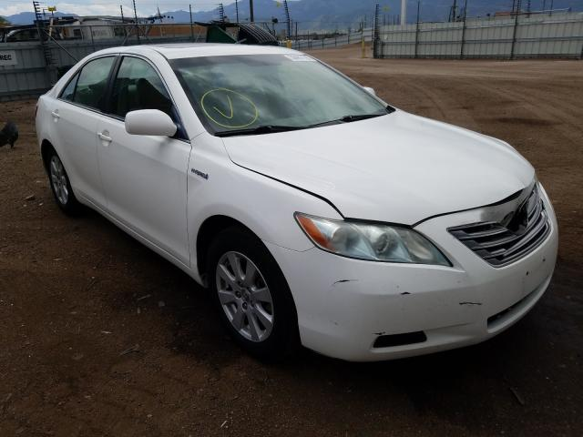 Toyota salvage cars for sale: 2008 Toyota Camry Hybrid