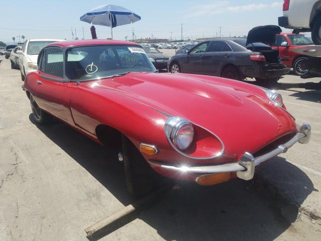 Salvage cars for sale from Copart Sun Valley, CA: 1969 Jaguar XKE