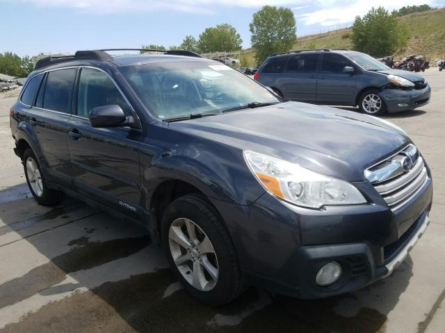 Subaru Outback 2 salvage cars for sale: 2013 Subaru Outback 2
