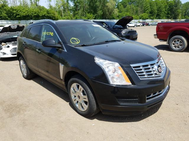 Cadillac SRX Luxury salvage cars for sale: 2014 Cadillac SRX Luxury