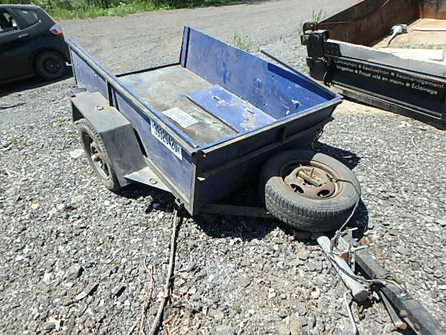 Trail King Trailer salvage cars for sale: 1980 Trail King Trailer