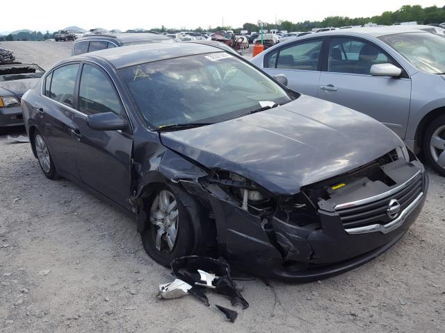 Salvage cars for sale from Copart Madisonville, TN: 2009 Nissan Altima 2.5